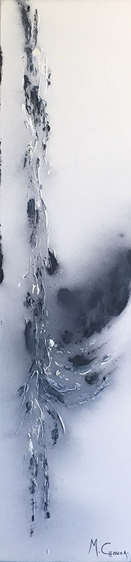 Serie Nature (gris)