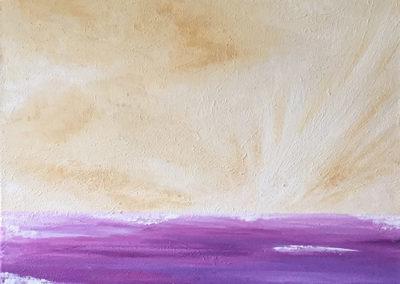 Purple Sea - No disponible