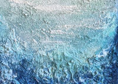 Serie Corales Azules II