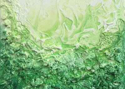 Serie Corales Verde - No disponible