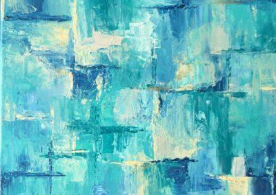 Serie Lazos Blue II