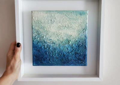 Serie Corales Blue II