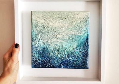 Serie Corales Blue III